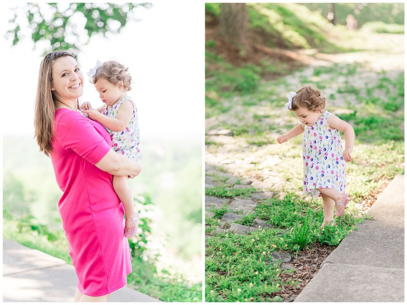 Alexandra Michelle Photography - May Minis - Family Portraits - Richmond Virginia - Libby Hill Park - Spring 2019-27