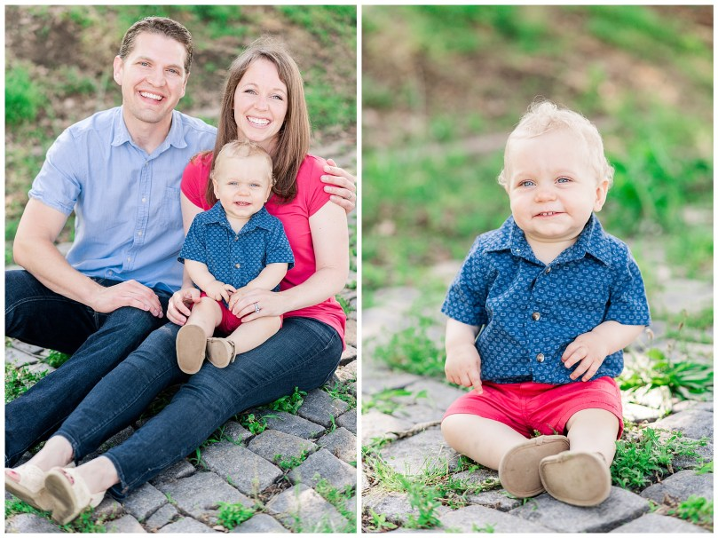 Alexandra Michelle Photography - May Minis - Family Portraits - Richmond Virginia - Libby Hill Park - Spring 2019-30