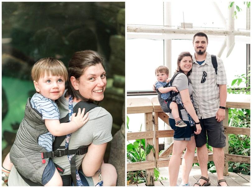Alexandra Michelle Photography - Summer 2019 - Davidson Visit - Baltimore National Aquarium-38