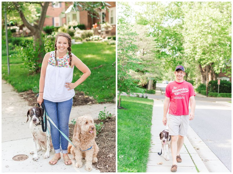 Alexandra Michelle Photography - Personal Portraits - Family Yearbook 2019 - Summer Walk-3