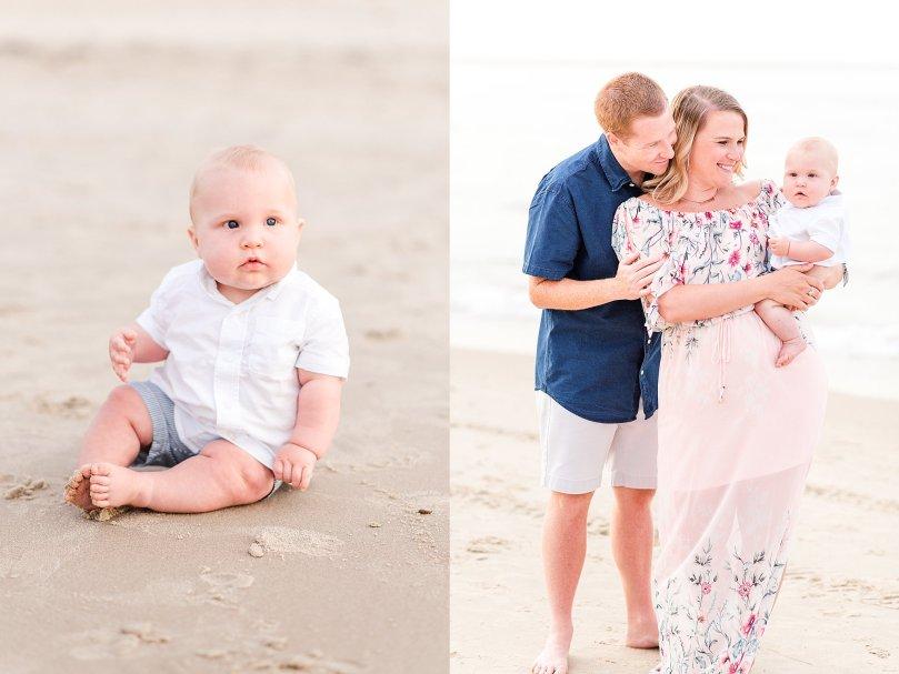 Alexandra Michelle Photography - Virginia Beach - Sand Dunes - Family Portraits - Summer 2019 - Midgette-106