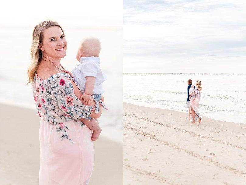 Alexandra Michelle Photography - Virginia Beach - Sand Dunes - Family Portraits - Summer 2019 - Midgette-113