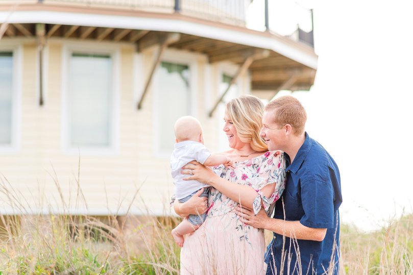 Alexandra Michelle Photography - Virginia Beach - Sand Dunes - Family Portraits - Summer 2019 - Midgette-38