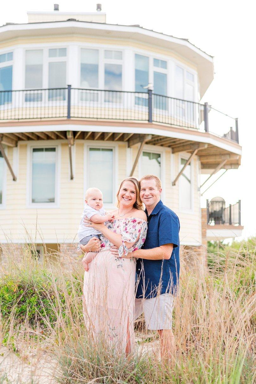 Alexandra Michelle Photography - Virginia Beach - Sand Dunes - Family Portraits - Summer 2019 - Midgette-41