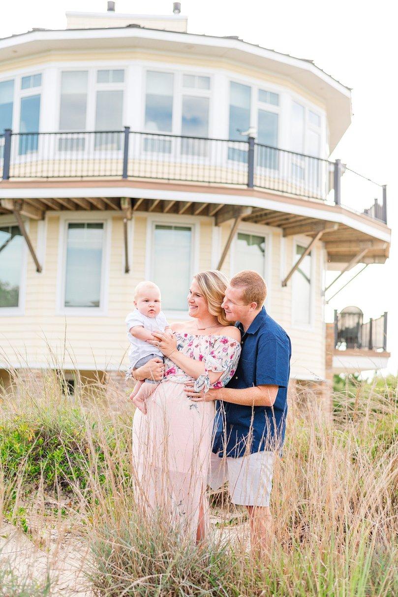 Alexandra Michelle Photography - Virginia Beach - Sand Dunes - Family Portraits - Summer 2019 - Midgette-44