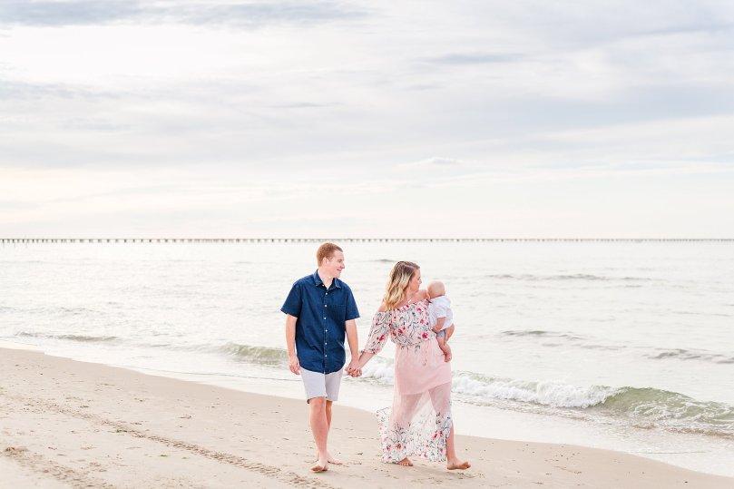 Alexandra Michelle Photography - Virginia Beach - Sand Dunes - Family Portraits - Summer 2019 - Midgette-96