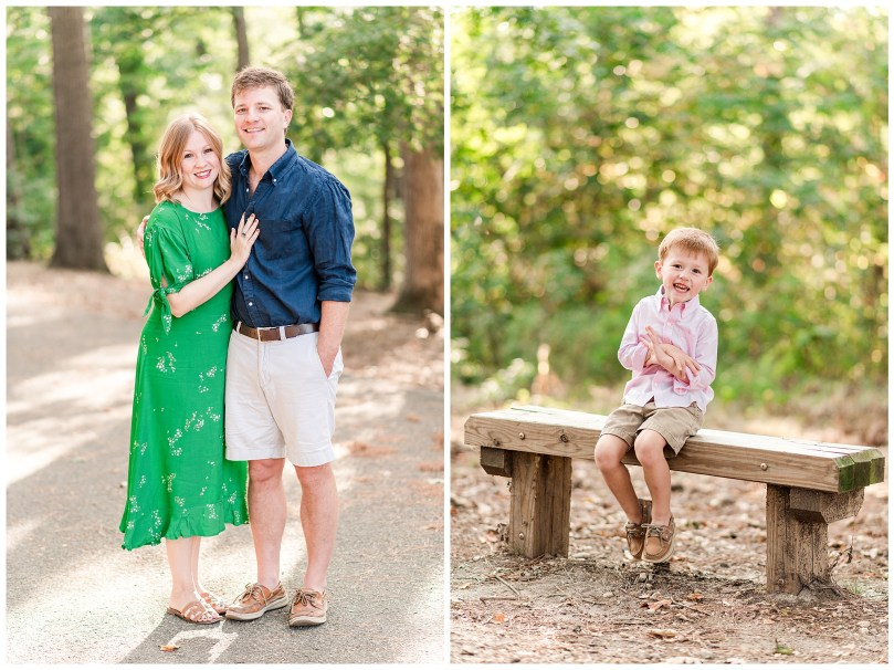 Alexandra Michelle Photography - 2019 - Richmond Virginia - Bryan Park - Family Portrait Photographer - Family Portraits - Fall - Leak Family-19-1