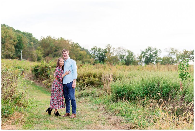 Alexandra Michelle Photography - Fall 2019 - Baltimore Maryland - Cromwell Valley Park - Family Portraits - Travis-1
