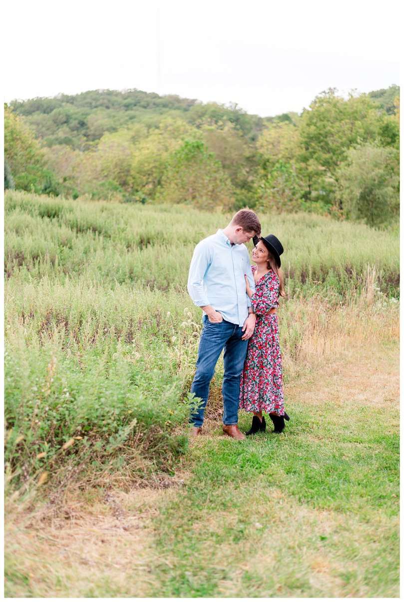 Alexandra Michelle Photography - Fall 2019 - Baltimore Maryland - Cromwell Valley Park - Family Portraits - Travis-26