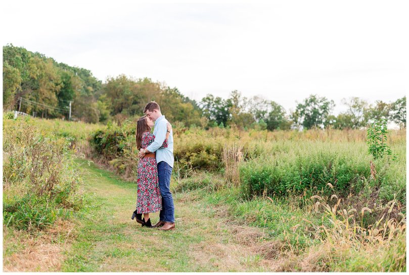 Alexandra Michelle Photography - Fall 2019 - Baltimore Maryland - Cromwell Valley Park - Family Portraits - Travis-4