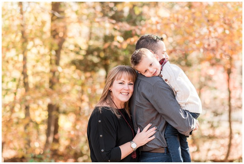 Alexandra Michelle Photography - Holiday Minis - 2018 - Pocahontas State Park Virginia - Family Portraits- McKay-22