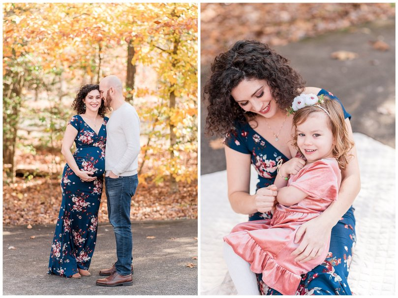 Alexandra Michelle Photography - Holiday Minis - 2018 - Pocahontas State Park Virginia - Family Portraits- Rayburn-45