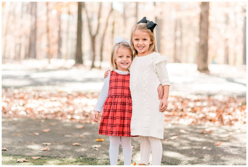 Alexandra Michelle Photography - Holiday Minis - 2018 - Pocahontas State Park Virginia - Family Portraits- Richards-20