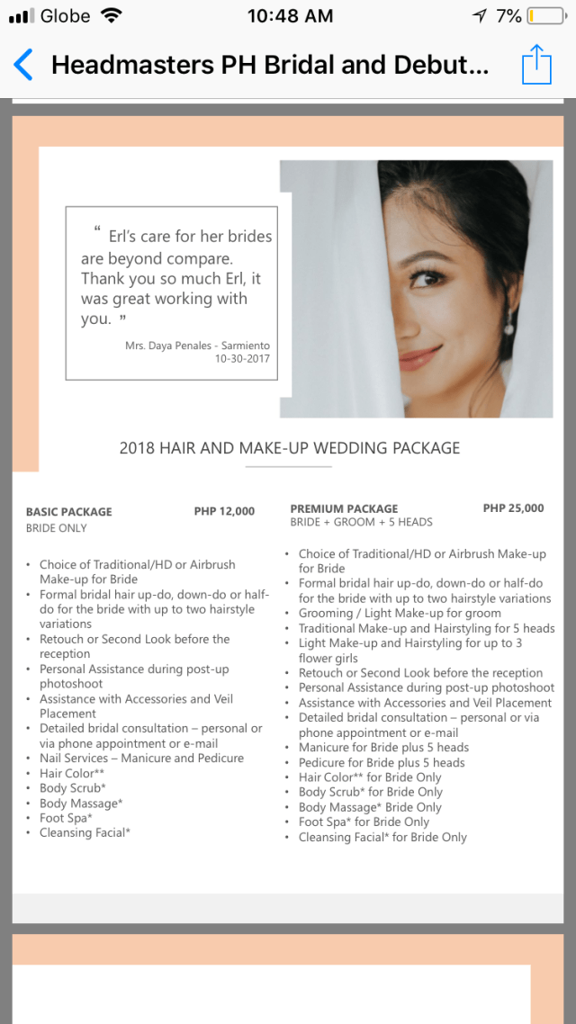 bridal hair and makeup packages | saubhaya makeup