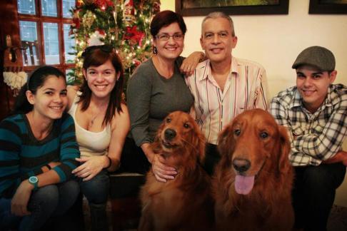 Last Family Portrait - San Juan, PR, 2012