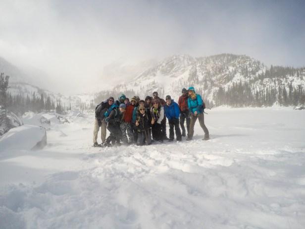 CU Hiking Club- Lake Haiyaha