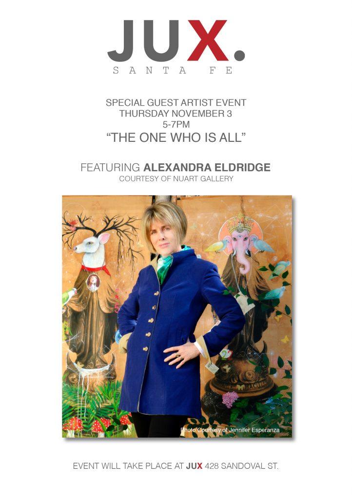 Alexandra Eldridge Event