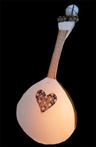 Guitarra Portuguesa de Bilros
