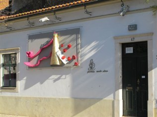 Galeria Santa Clara, Coimbra, 2012