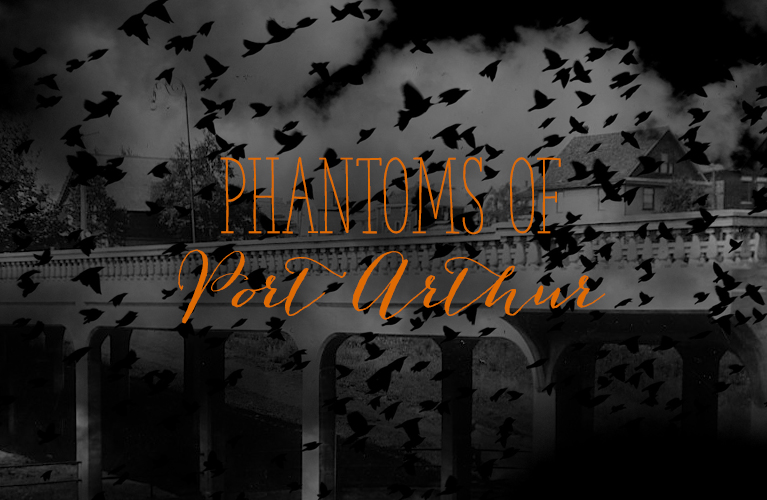 Phantoms of Port Arthur, the take of William Gehl | Alex Inspired