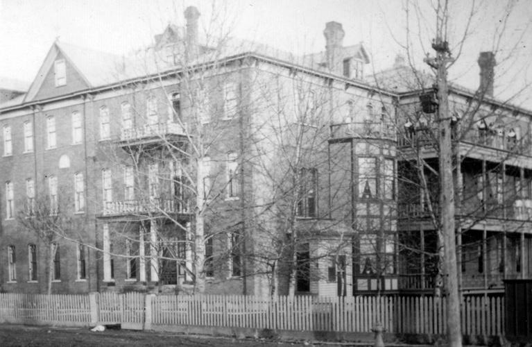 St. Joseph's Hospital - 1900, Port Arthur Ontario