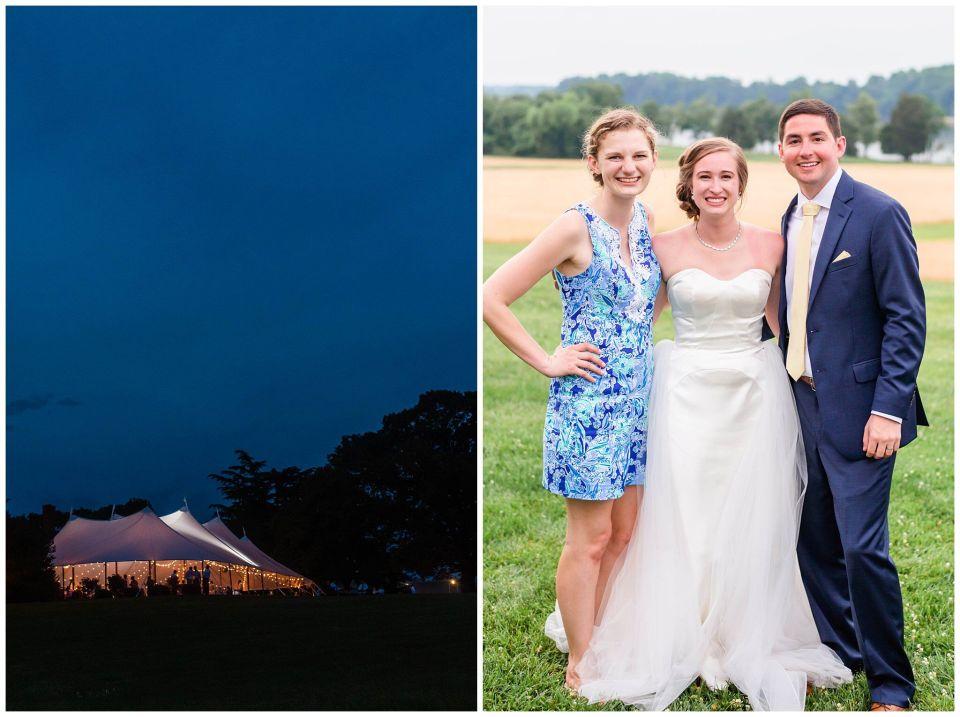 Washington College Wedding