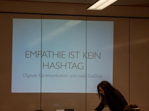 Thema meiner Session. #Empathie (Fotos: @janiwolf)