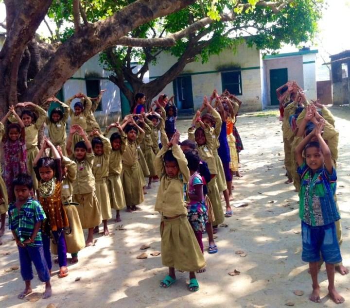 Kids Tirmasahun Yoga