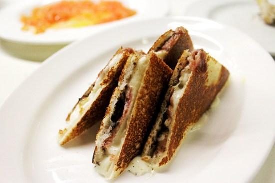 Barcelona - Bikini Sandwich