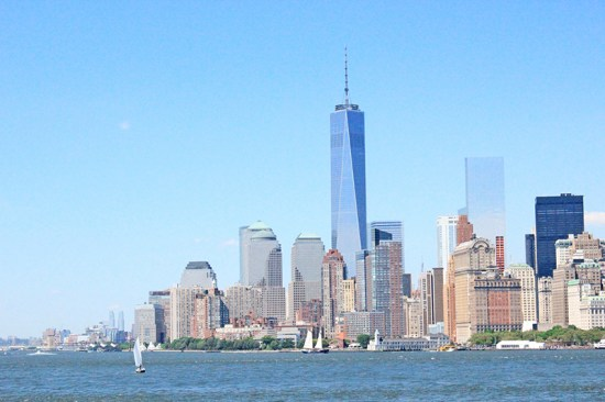 Skyline of Manhattan - Manhattan 1