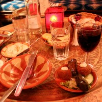 Souk Bazaar, Moroccan Food in London