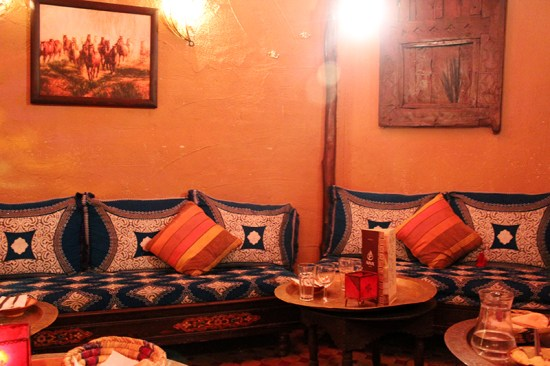 Souk Bazaar, London - Sofa