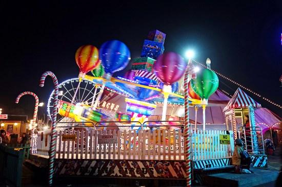 Winter Wonderland 2014 - Balloon
