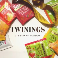 Tea Shopping at Twinings