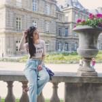 【漫步巴黎】艳阳下的卢森堡公园