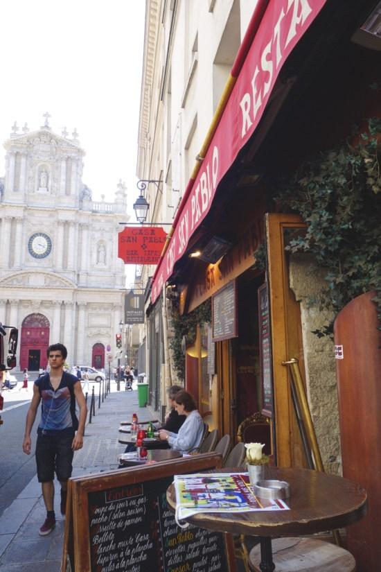 Le Marais - rue 1