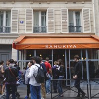 Sanukiya - The Best Udon Slurping Experience in Paris