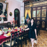 The Peranakan Mansion in Penang, Malaysia