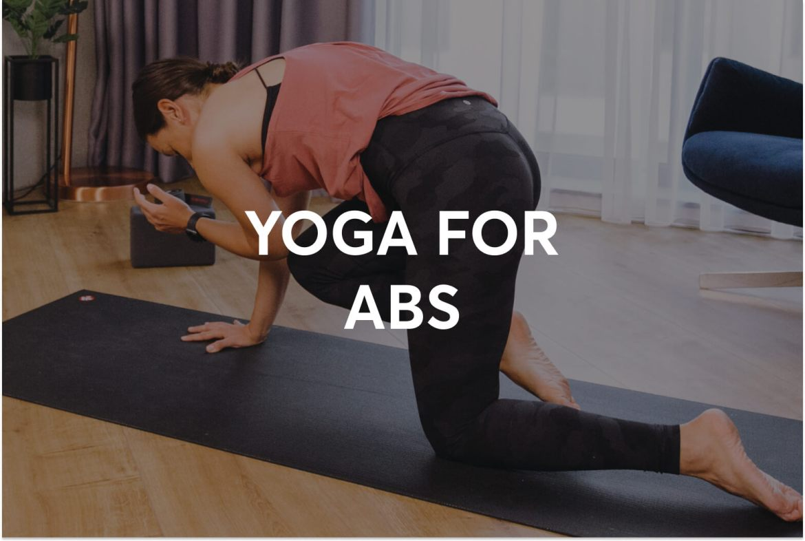 Yoga for Abs and Core Stregth
