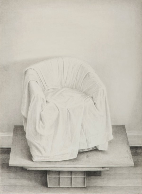 Drawing by John Scurry 'Armchair'