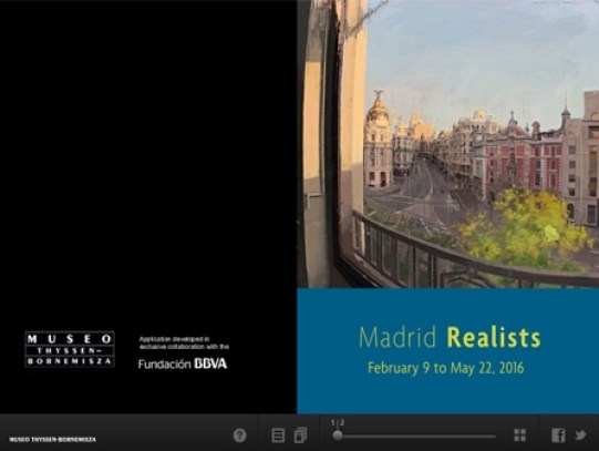 Madrid Realists Exhibition 2016
