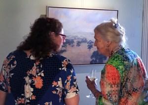Australian Landscape Paintings Private Viewing