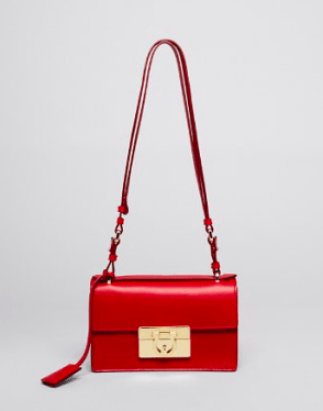 Salvatore Ferragamo Shoulder Bag - Aileen Mini