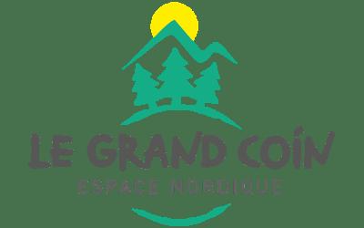 Le Grand Coin, ça fait sourire !  – Nouveau logo