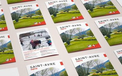 Le bulletin municipal de Saint-Avre