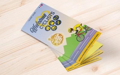 """""""Welcome Cyclists"""", la Maurienne aime le vélo !"""