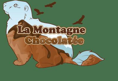 logo -la montagne chocolatée VALIDEE