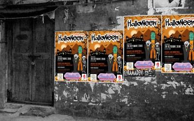 Fêtez Halloween 2018 à la Cité Médiévale de Conflans