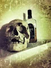 magnétisme contre alcool