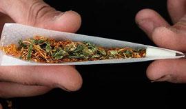 magnétisme contre le cannabis